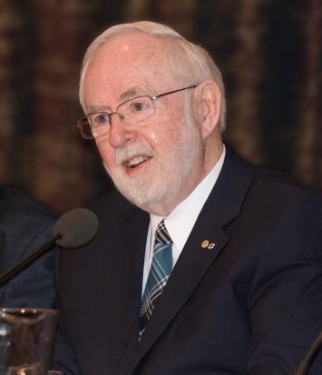 Dr Art McDonald