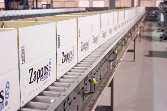 Zappos Warehouse